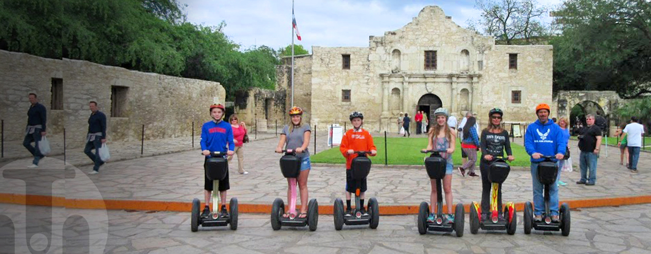 Visit Austin in a Segway