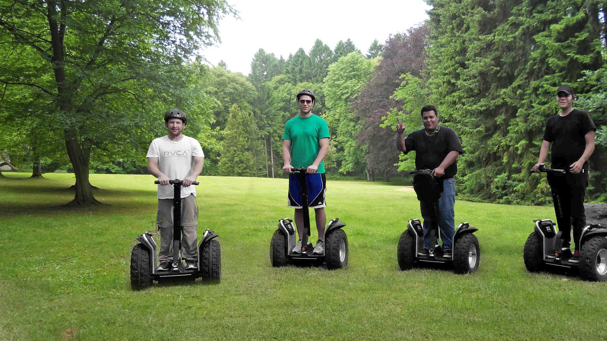 Houston guided Segway tours