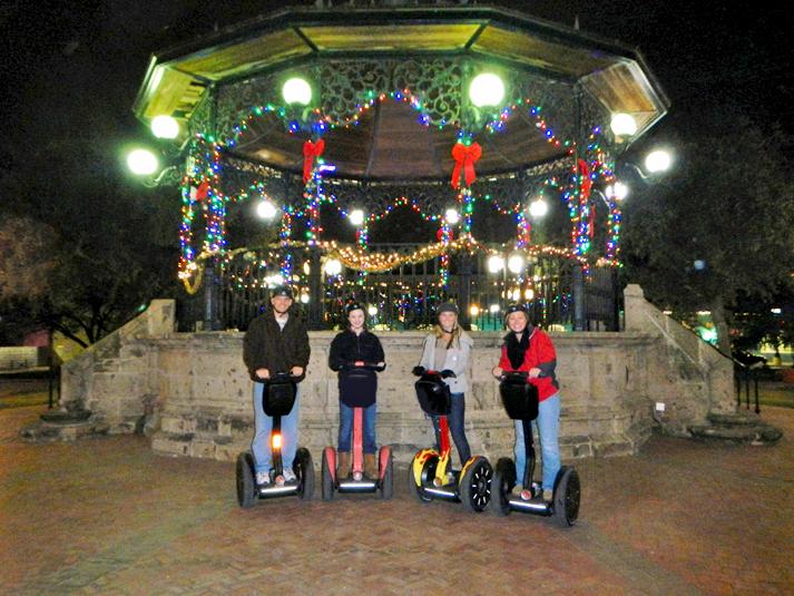 San Antonio Texas Segway Tours With Segcity Segway Tours