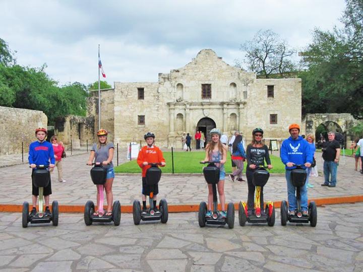 san antonio texas segway tours with segcity segway tours and sales